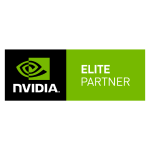 NVIDIA ELITE PARTNER logo