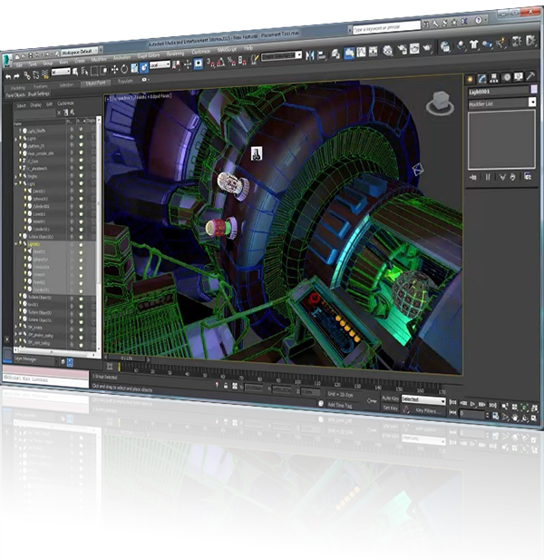 Custom 3ds Max 3d Studio Max Workstations From Boxx
