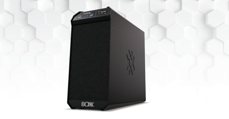 High Performance Workstation Computers | BOXX Technologies