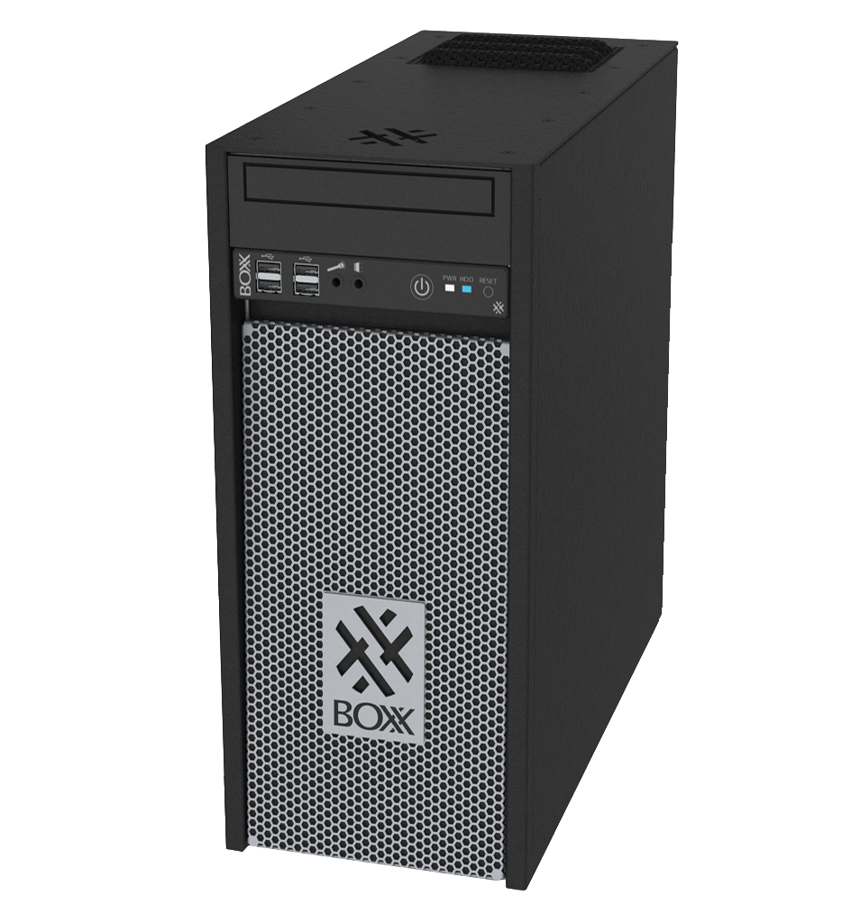 3D Workstation Brief: The Uber-Workstation: BOXX 4920 Xtreme