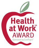 Health at Work AWARD logo