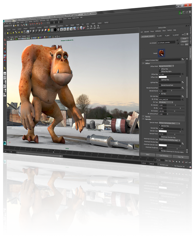 The World's Best Workstations For Maya