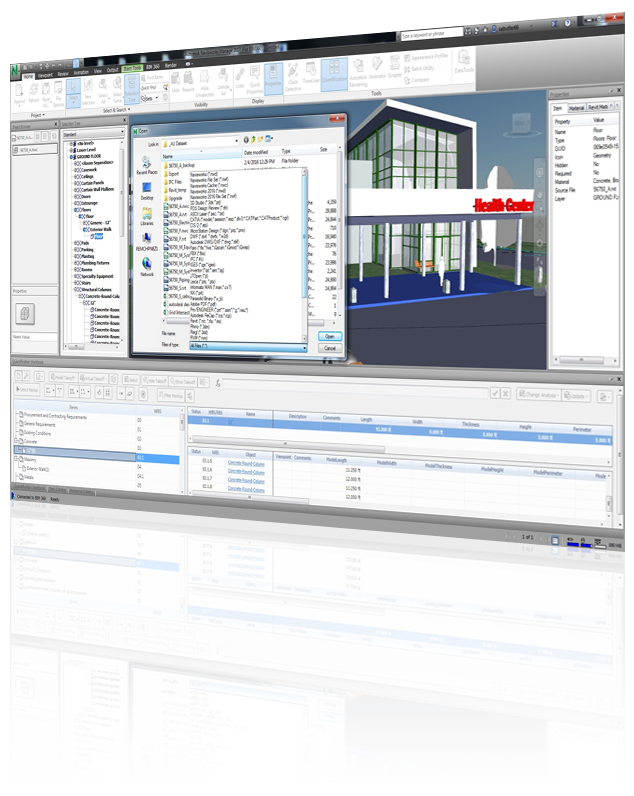 BOXX Navisworks Workstations Optimize Model Review, Design