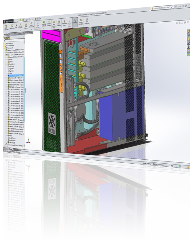 The Ultimate SOLIDWORKS Workstation | BOXX Technologies